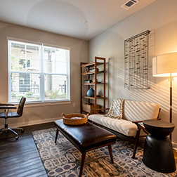 Hudson 5401 apartments bedroom